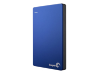 BACKUP PLUS PORTABLE 2TB 2.5IN USB3.0 EXTERNAL HDD BLUE